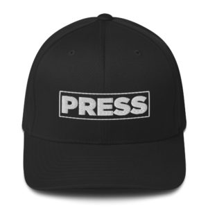 Member of the PRESS Structured Twill Cap