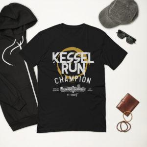 Star Wars Kessel Run Champion T-Shirt