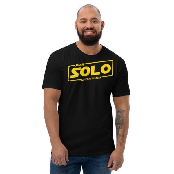 Juan Solo - Un Vato de Estar Guars T-shirt