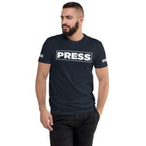 Member of the PRESS 100% Cotton T-shirt