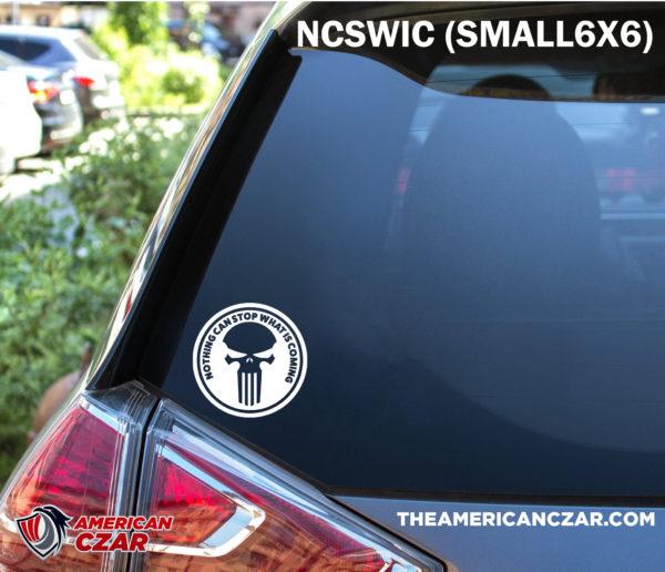 NCSWIC Decal